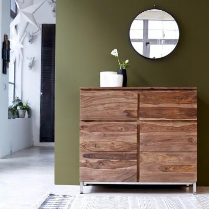 Ein Sideboard aus Palisander für ein elegant wohnzimmer