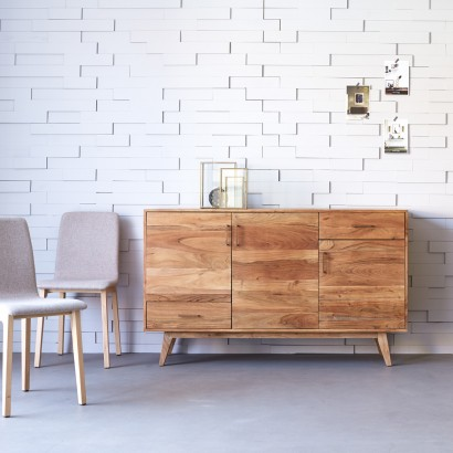 Möbel für ein scandinavisch Still