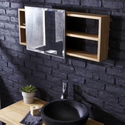 Ein origineller Waschtisch für ein modernes Badezimmer ...