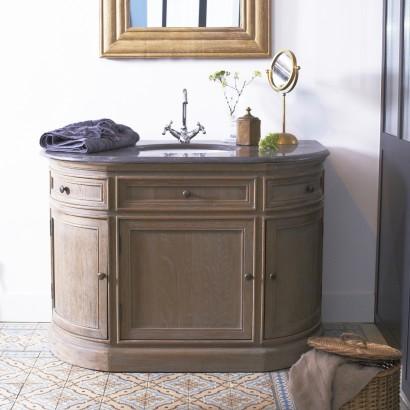 Ein klassischer, romantischer Stil für mein Badezimmer