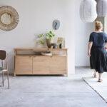 Pola – eine Möbelkollektion aus nachhaltigem, massiven Eichenholz.